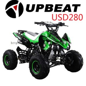 Upbeat Motorcycle 110cc ATV 125cc ATV for Kids 7 Inch Wheel pictures & photos
