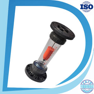 Flange Water Sensor Air Plastic Tube Electromagnetic Flowmeter pictures & photos