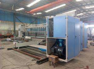 Corrugated Cardboard Box Making Machine for Sale pictures & photos