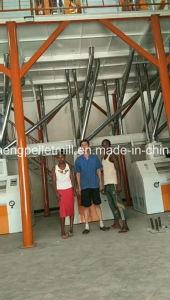 Africa Wheat Maize Corn Flour Milling Plant Complete Line pictures & photos