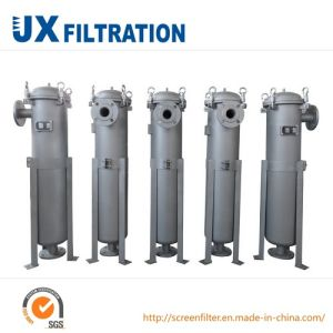 Low Pressure Type Single Bag Filter Housing pictures & photos