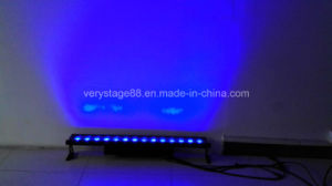 14PC 18W 6 in 1 LED Wall Washer Beam Bar pictures & photos