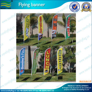 Custom Flying Beach Flags and Banners (M-NF04F06067) pictures & photos
