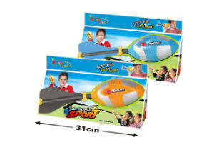 Rubber Toy Rocket Launcher Sport Toy (H0635229) pictures & photos