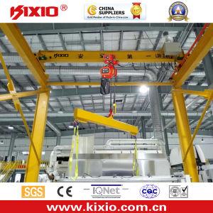 Kixio 10 Ton Bridge Double Girder Overhead Crane pictures & photos