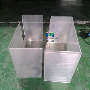 Plastic Bending for Machine Guard