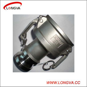 Stainless Steel Sanitary Type Da Camlock Coupling pictures & photos