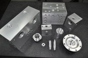 Various Precision CNC Machined Part pictures & photos