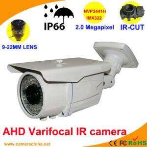 60m IR Varifocal Weatherproof 2.0 Megapixel Ahd Camera pictures & photos