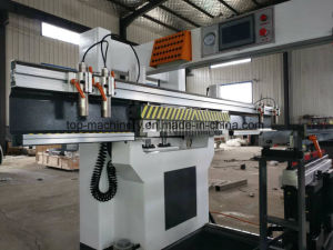 Overturn / Reversal Type Six Randed Wood Hole Boring Machine pictures & photos