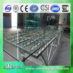 19mm Length 7200mm Tempered Glass