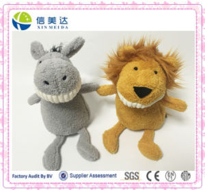 Cute Unique Cartoon Plush Doll /Big Teeth Toy for Kids pictures & photos