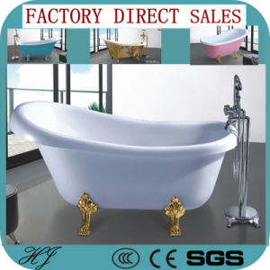 2015 Hot Sales Engineering Style Bathtub (604D) pictures & photos