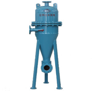 Carbon Steel Slurry Mud Separation Cyclone Water Filter pictures & photos