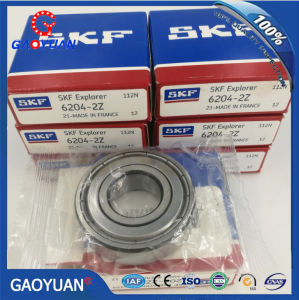 SKF Brand Deep Groove Ball Bearing (6204) pictures & photos