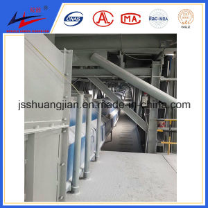 Sealed Belt Conveyor System with Long Distance Transportation pictures & photos