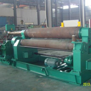 W11-2000 Plate Rolling Machine for Bending Round Type Steel
