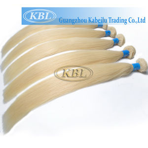 European 613# Blond Color Human Hair Bundle pictures & photos
