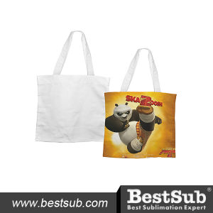 Bestsub Printed Canvas Shopping Handbag (HBD04) pictures & photos