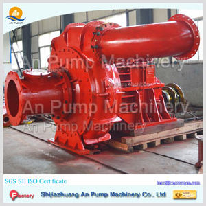 Power Station Sand Dredging Gravel Mud Pump pictures & photos