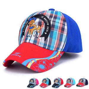 Kids Fashion Embroidered Cotton Twill Lovely Baseball Sun Hat (YKY3414) pictures & photos
