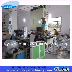 Aluminium Foil Container Making Machine (BSMC-63T)