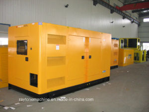 50kw Silent Chinese Cheap Weichai Diesel Power Generating Set pictures & photos