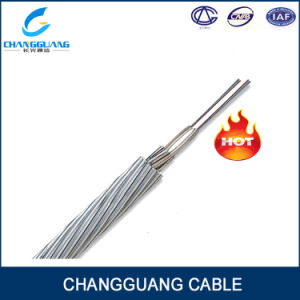 Opgw Cable with Stranded Stainless Steel Tube/ Aluminium Clab Tube Stranded 2 Layers