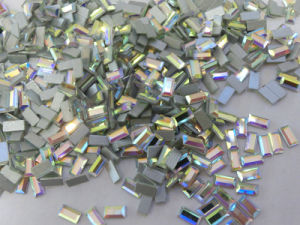 Rectangle Ab Non Hotfix Rhinestone for Costume Accessory pictures & photos