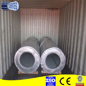 SGCC 0.18/0.20/0.25MM Galvalume Steel Coils Antifinger GL Steel Coil pictures & photos