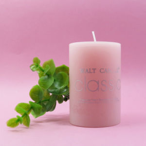 Home Decoration White Table Candle 300g pictures & photos