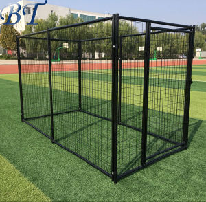 1.8m Large Heavy-Duty Welded Wire Panel Outdoor Dog Kennel pictures & photos