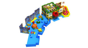 Kaiqi Baby Happy Land Soft Indoor Playground (TQBF89A) pictures & photos