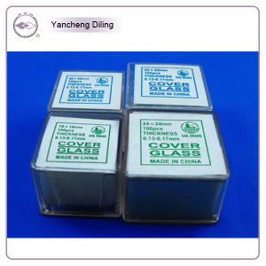 20X20 Cover Glass Cover Glass Glass Slides (18X18, 22X22mm)