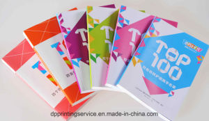 Colorful Book Printing with Customized Design pictures & photos