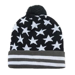 Wholesale Winter Jacquard Beanie Hat pictures & photos