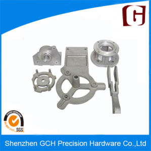 High Quality Water Pump Part Aluminum Die Casting pictures & photos