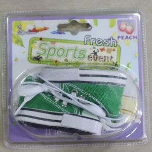 Double Shoes Car Hanging Air Freshener pictures & photos