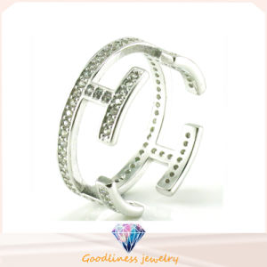 Wholesale High Quality Fashion Jewelry 925 Silver Ring (R10442) pictures & photos