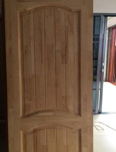Timber Exterior Solid Wood Entry Door pictures & photos