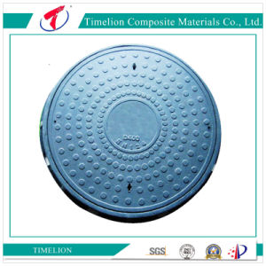 Fiberglass Round Manhole Covers with Gasket pictures & photos