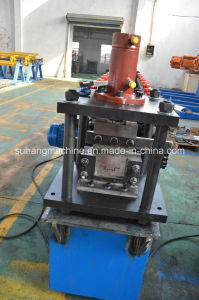 Customized 0.3 - 1.2mm Stud and Track Roll Forming Machine pictures & photos