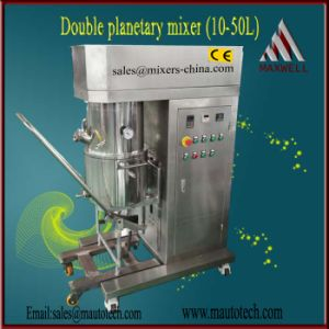 Sxj-20 Planetary Mixer Machine for Battery Paste