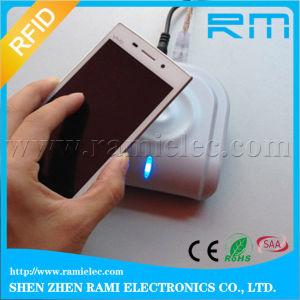 USB Desktop 125kHz 13.56MHz RFID Reader pictures & photos