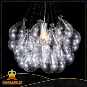 Contemporary Glass Decorative Pendant Lights (KAMD4161-CL) pictures & photos