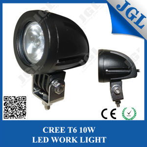 LED 12volt Work Light 10W Round Offroad Lights Waterproof pictures & photos