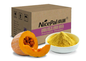 Factory Direct Supply Natural Flavor Pumpkin Powder/ Spray Dried Pumpkin Vegetable Powder/ Pumpkin Juice Powder pictures & photos
