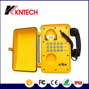 Knsp-01 Outdoor Telephone Ship Telephone Waterproof Phone Technology pictures & photos