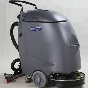 Electric Floor Scrubber with Battery pictures & photos