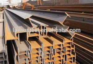 Steel Beams Standard Size, Hot Rolled I Beam, GB Standard Q235B Q345 180X94mm pictures & photos